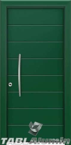 Πόρτα αλουμινίου εξωτερική S-270