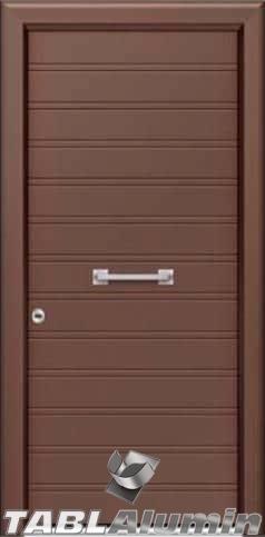 Πόρτα αλουμινίου εξωτερική S-380