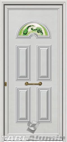 Πόρτα αλουμινίου F-6000