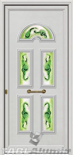 Πόρτα αλουμινίου F-6010