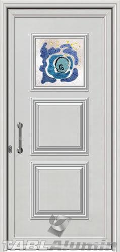Πόρτα αλουμινίου F-6070