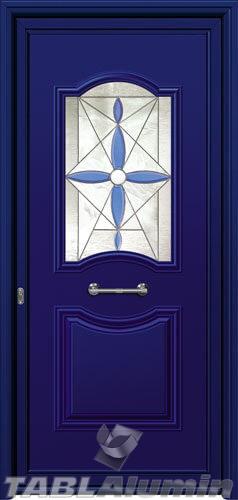 Πόρτα αλουμινίου F-6110