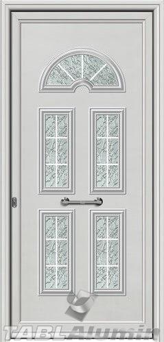 Πόρτα αλουμινίου A-520
