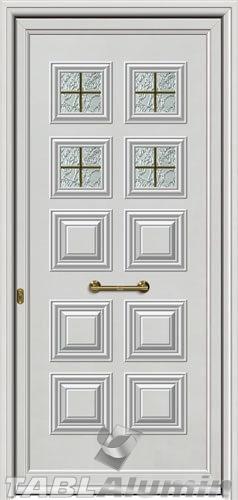 Πόρτα αλουμινίου A-550