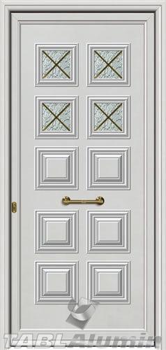 Πόρτα αλουμινίου A-550x
