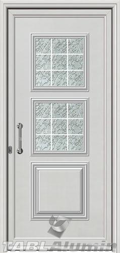Πόρτα αλουμινίου A-600