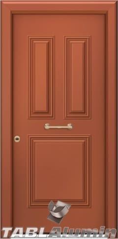 Πόρτα αλουμινίου S-210