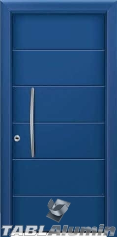 Πόρτα αλουμινίου S-250