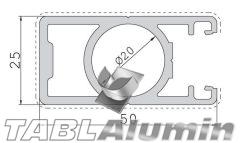 TP-2011 Κολώνα 25x50 (1 έξοδος)