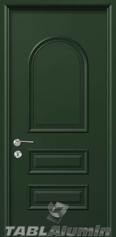 Εσωτερική Πόρτα με Επένδυση Αλουμινίου Ε220