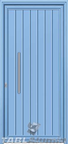 Πόρτα αλουμινίου S-460
