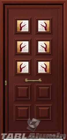 Φ-6040 Πόρτα έτοιμη προς τοποθέτηση