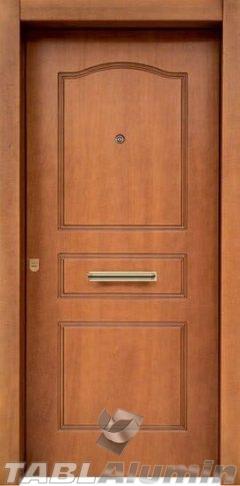 θωρακισμένη πόρτα με παντογραφικό σχέδιο ΘΠ-262