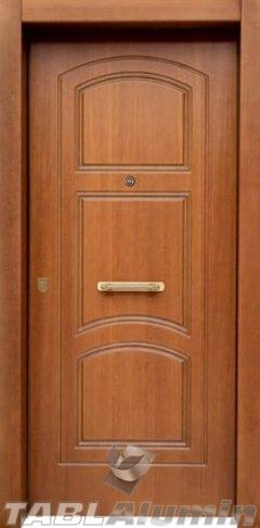 θωρακισμένη πόρτα με παντογραφικό σχέδιο ΘΠ-270