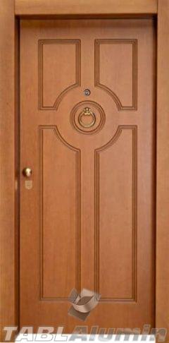 θωρακισμένη πόρτα με παντογραφικό σχέδιο ΘΠ-271