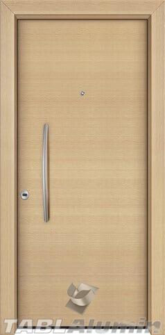 θωρακισμένη πόρτα με επένδυση laminate ΘΠ-125