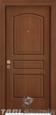 Θωρακισμένη πόρτα με παντογραφικό σχέδιο ΘΠ-200