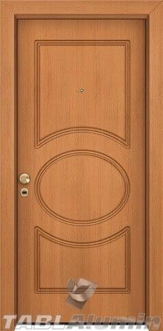 θωρακισμένη πόρτα με παντογραφικό σχέδιο ΘΠ-222