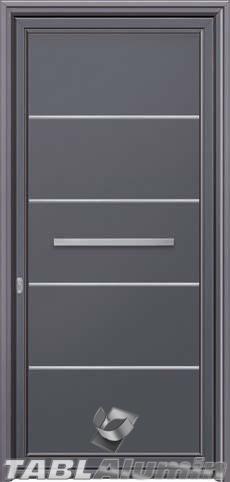 Πόρτα αλουμινίου S-520
