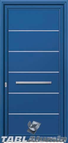 Πόρτα αλουμινίου S-530