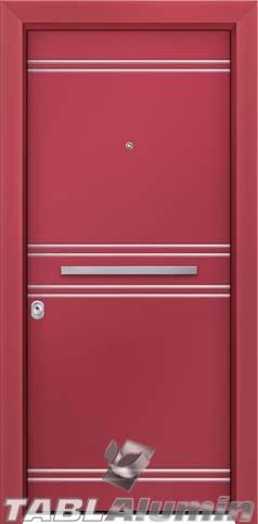 Θωρακισμένη πόρτα Θ-498