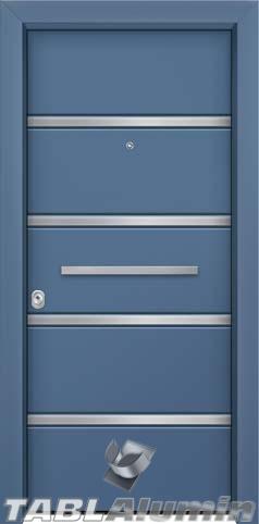 Θωρακισμένη πόρτα Θ-505