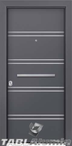 Θωρακισμένη πόρτα Θ-508