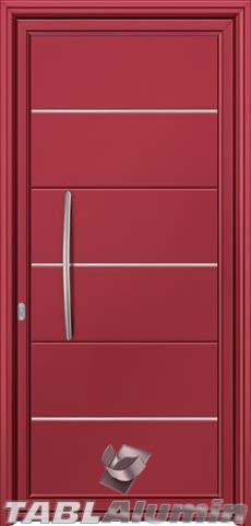 Πόρτα αλουμινίου εξωτερική S-253
