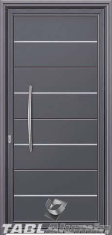 Πόρτα αλουμινίου S-274