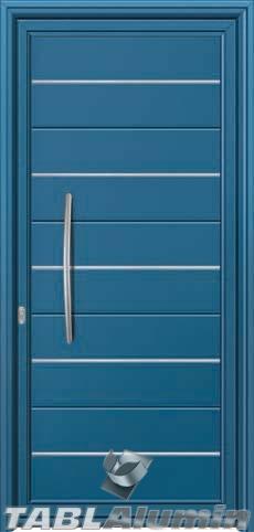 Πόρτα αλουμινίου S-295