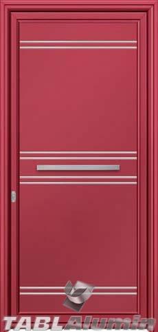 Πόρτα αλουμινίου εξωτερική S-498