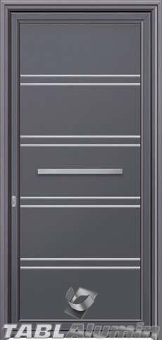 Πόρτα αλουμινίου S-508