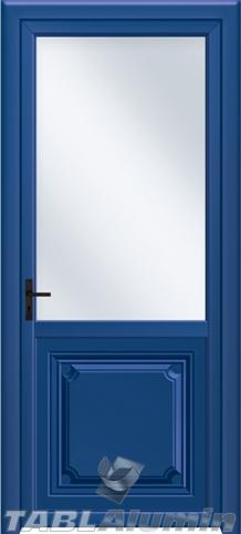 Πόρτα κουζίνας αλουμινίου Κ-110