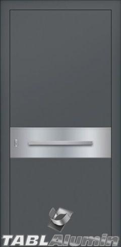 Συνεπίπεδη Πόρτα Αλουμινίου SP-550