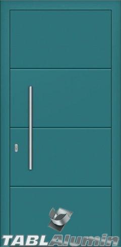Συνεπίπεδη Πόρτα Αλουμινίου SP-560