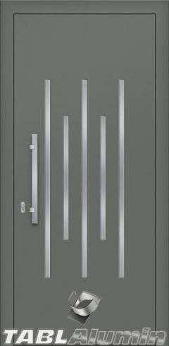 Συνεπίπεδη Πόρτα Αλουμινίου SP-590