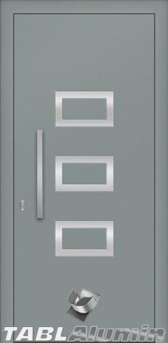Συνεπίπεδη Πόρτα Αλουμινίου SP-610