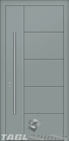 Συνεπίπεδη Πόρτα Αλουμινίου SP-240