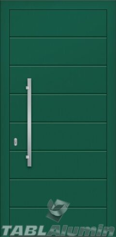 Συνεπίπεδη Πόρτα Αλουμινίου SP-270