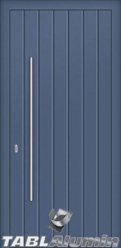 Συνεπίπεδη Πόρτα Αλουμινίου SP-460
