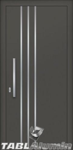 Συνεπίπεδη Πόρτα Αλουμινίου SP-620