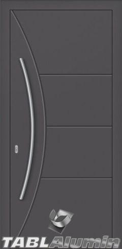 Συνεπίπεδη Πόρτα Αλουμινίου SP-640