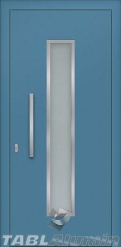 Συνεπίπεδη Πόρτα Αλουμινίου SP-670