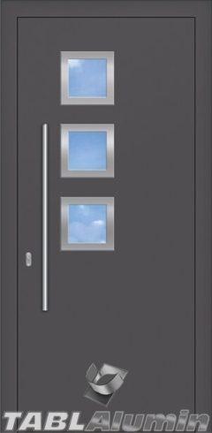 Συνεπίπεδη Πόρτα Αλουμινίου SP-920