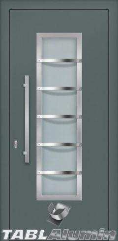 Συνεπίπεδη Πόρτα Αλουμινίου SP-950