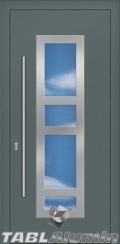 Συνεπίπεδη Πόρτα Αλουμινίου SP-970