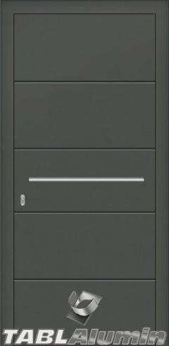 Συνεπίπεδη Πόρτα Αλουμινίου SP-230